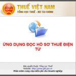 Phần Mềm iTaxViewer – Đọc Tờ Khai Thuế XML